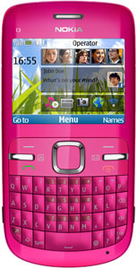 Nokia C3-00-hình 18