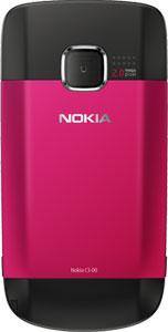 Nokia C3-00-hình 22