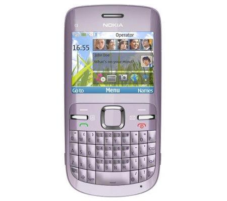 Nokia C3-00-hình 35