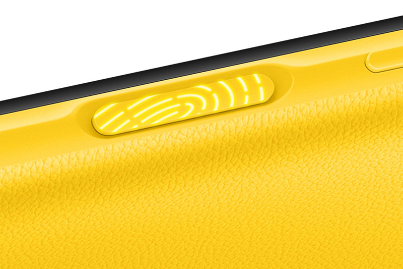 Xiaomi POCO M3 | Phím nguồn tích hợp cảm biến vân tay