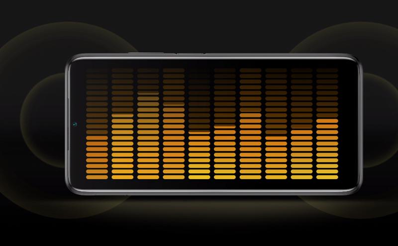 Xiaomi POCO M3 | Sở hữu hệ thống loa kép đạt chứng nhận Hi-Res Audio