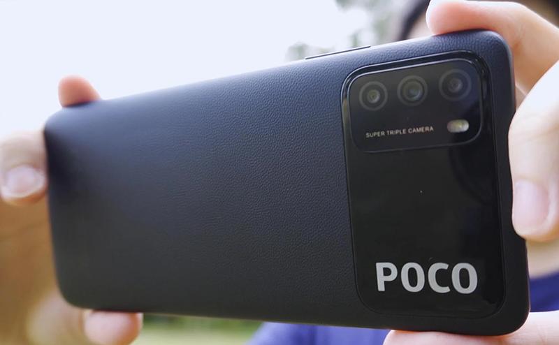 Xiaomi POCO M3 | Chụp ảnh định dạng RAW mới, chế độ toàn cảnh, AI Beautify, AI Scene Detection,…