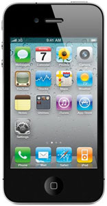 iPhone 4 16GB-hình 8