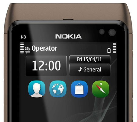 Nokia N8-hình 45
