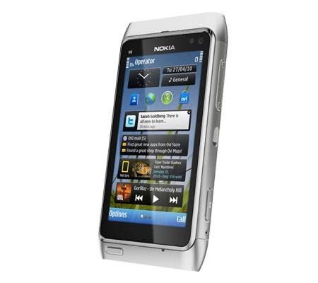 Nokia N8-hình 4