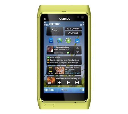 Nokia N8-hình 23