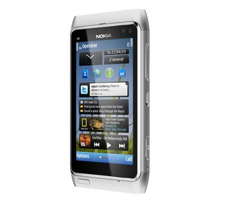 Nokia N8-hình 6