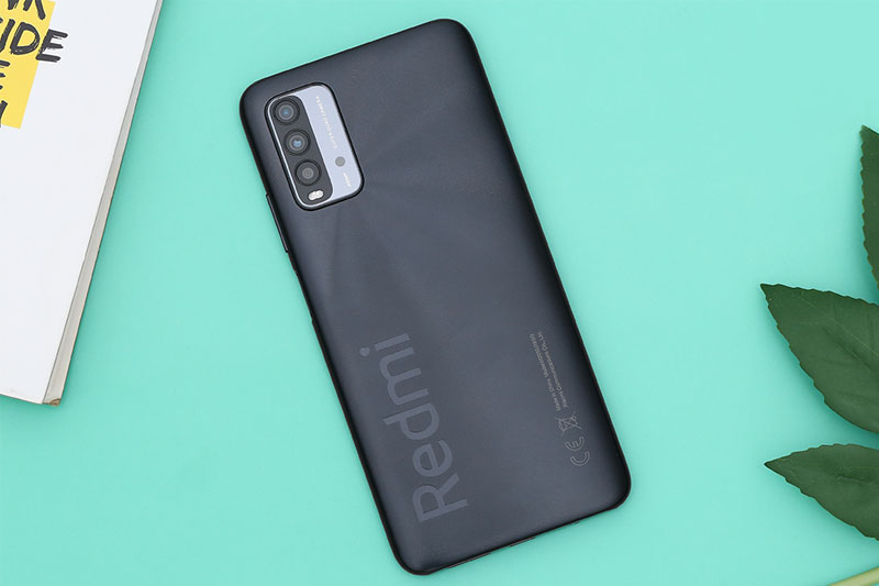 Xiaomi Redmi 9T | Thiết kế mặt lưng