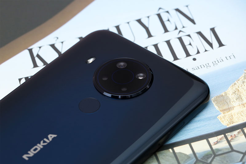 Điện thoại Nokia 5.4 | Bộ 4 camera sắc nét