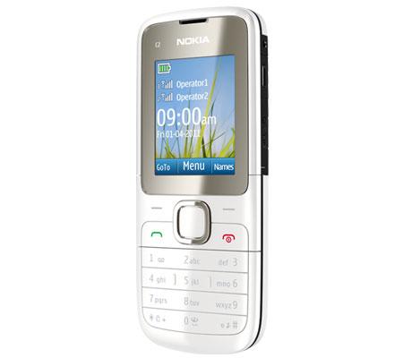 Nokia C2-00-hình 16