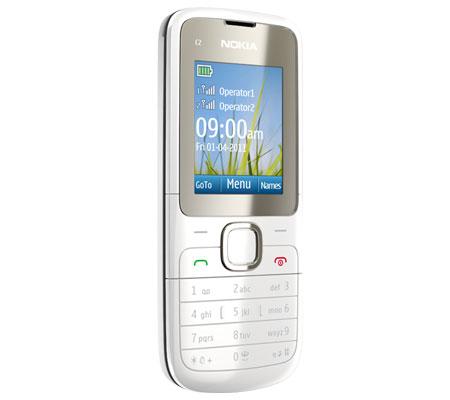 Nokia C2-00-hình 20