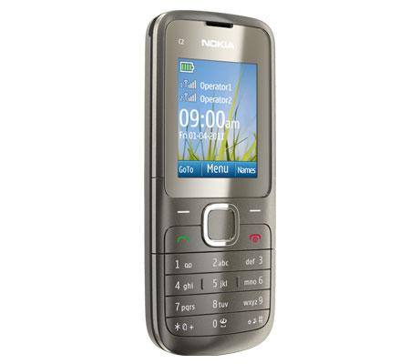 Nokia C2-00-hình 9