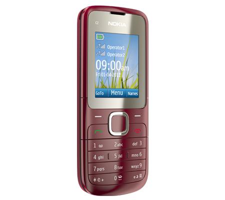 Nokia C2-00-hình 28