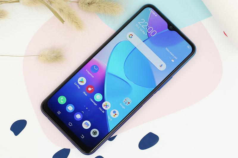 Điện thoại Vivo Y20 (2021) | Màn hình giải trí kích thước lớn