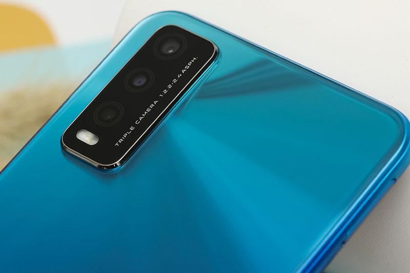 Điện thoại Vivo Y20 (2021) | Cụm camera đa chức năng