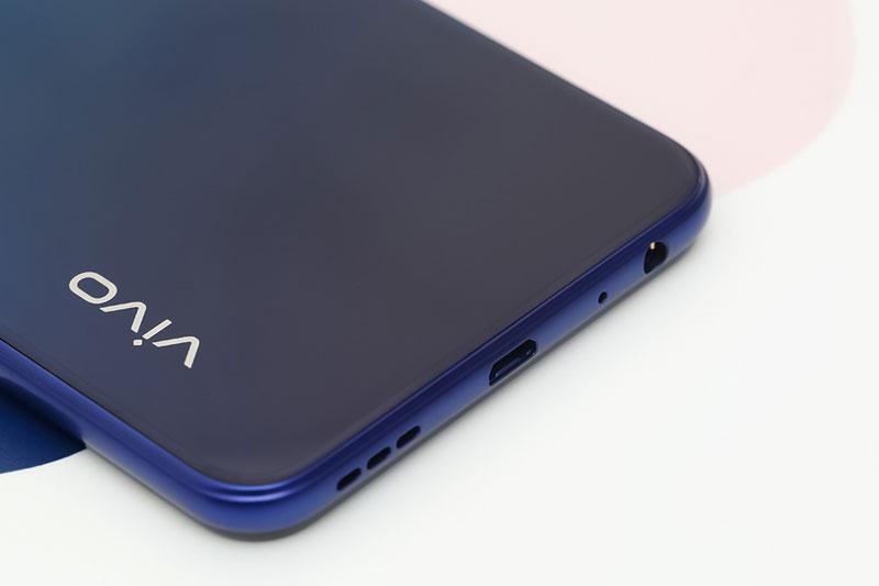 Điện thoại Vivo Y20 (2021) | Hỗ trợ công suất sạc 10 W