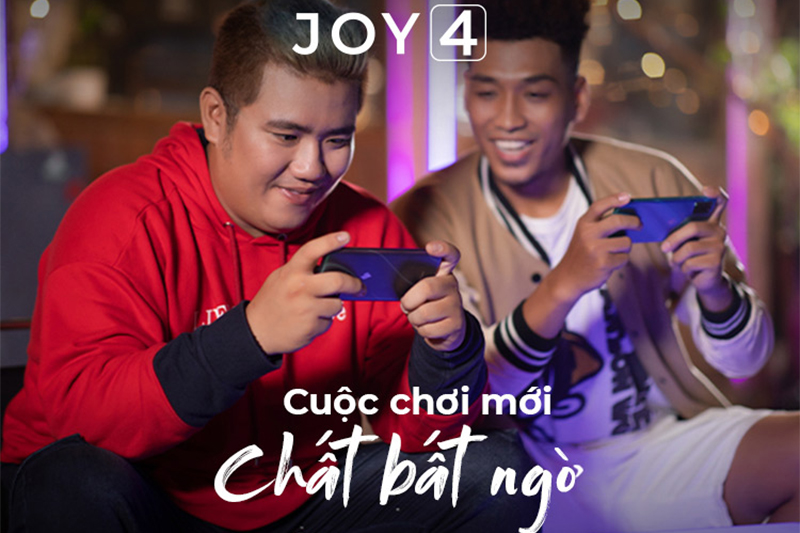 Vsmart Joy 4 (6GB/64GB) | Thỏa sức với các tựa game mobile