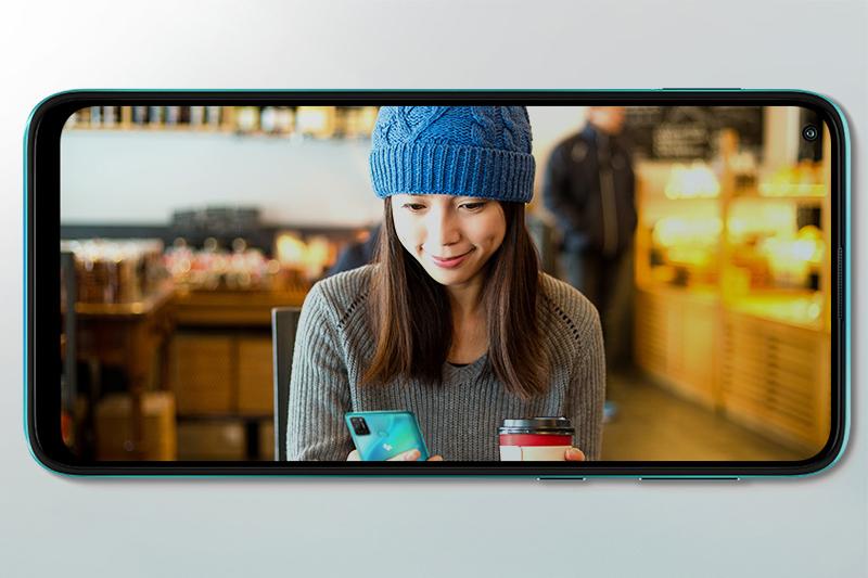Vsmart Joy 4 (6GB/64GB) | Khả năng chụp xóa phông ấn tượng