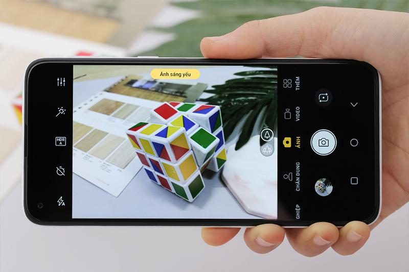 Vsmart Joy 4 (6GB/64GB) | Giao diện chụp ảnh