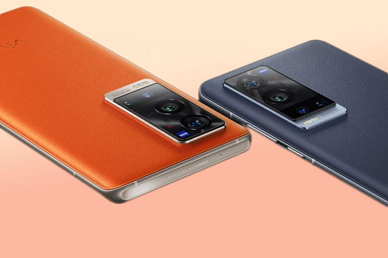 Điện thoại Vivo X60 Pro Plus | Cụm camera sau