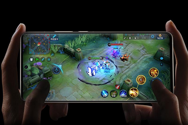 Điện thoại Vivo X60 Pro Plus | Trải nghiệm chơi game