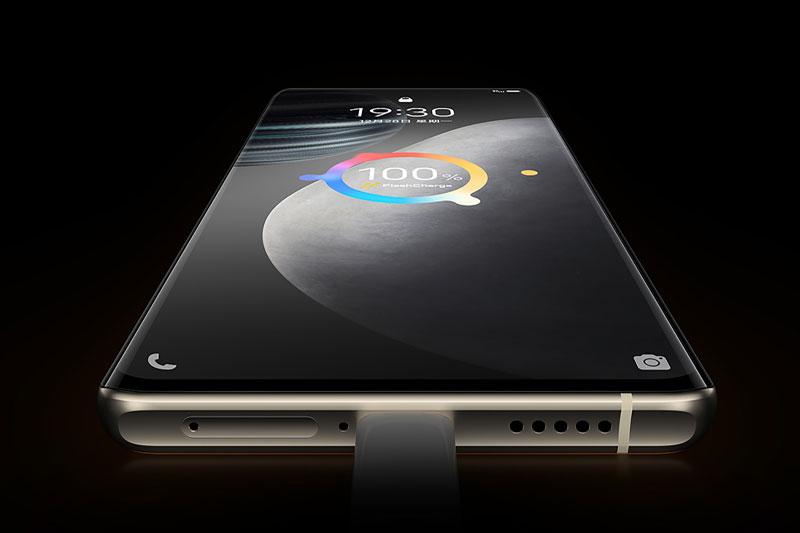 Điện thoại Vivo X60 Pro Plus | Khả năng sạc nhanh 55 W