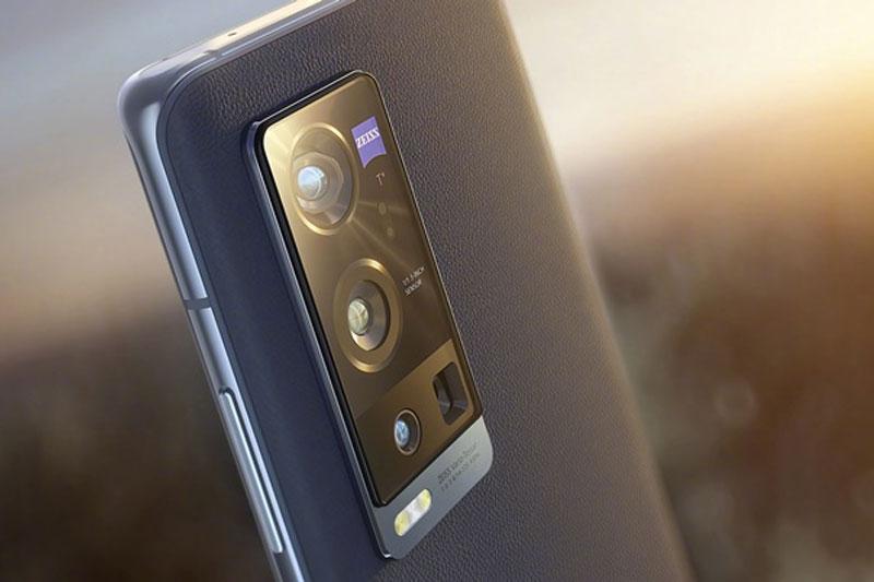 Điện thoại Vivo X60 Pro Plus | Camera được nâng cấp mạnh mẽ