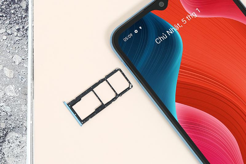 Realme C20 | Hỗ trợ thẻ nhớ ngoài