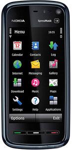 Nokia 5800 XpressMussic 4GB-hình 1