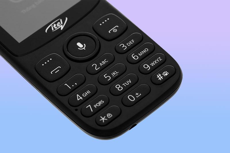 Điện thoại Itel it9200 | Bàn phím T9