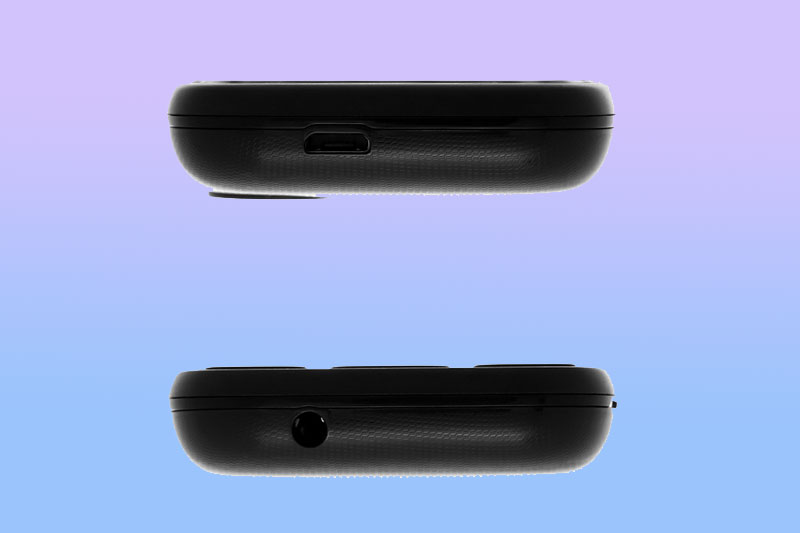 Điện thoại Itel it9200 | Hỗ trợ jack tai nghe 3.5mm