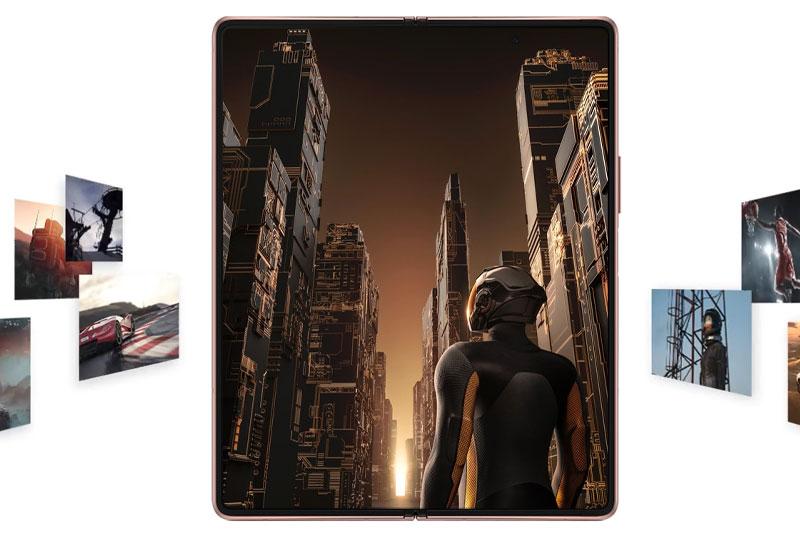 Điện thoại Samsung Galaxy Z Fold2 5G - Cấu hình khủng, chiến mọi game