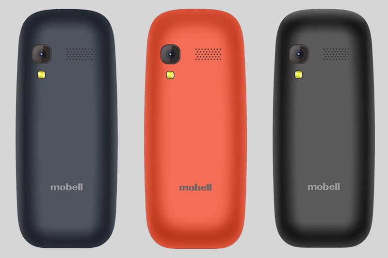 Mobell C310 | Trọng lượng nhẹ 149g, 3 màu để lựa chọn