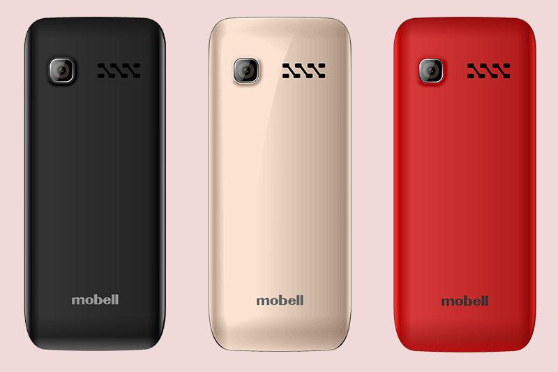 Mobell M529i | Hỗ trợ thẻ nhớ, giải trí với đài FM Radio