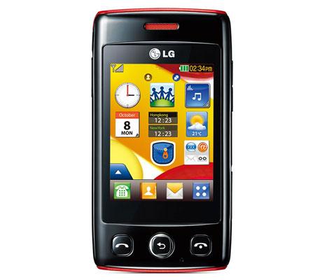 LG Wink Touch T300-hình 1