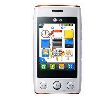 LG Wink Touch T300-hình 2