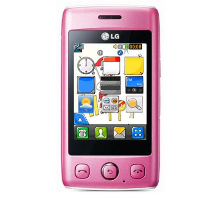 LG Wink Touch T300-hình 3