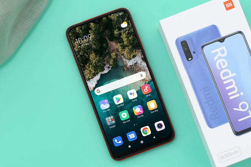 Xiaomi Redmi 9T | Kích thước màn hình lớn