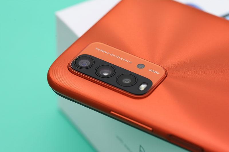 Xiaomi Redmi 9T | Hệ thống camera sau