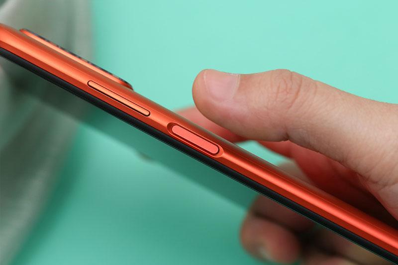 Xiaomi Redmi 9T | Cảm biến vân tay tích hợp nút nguồn