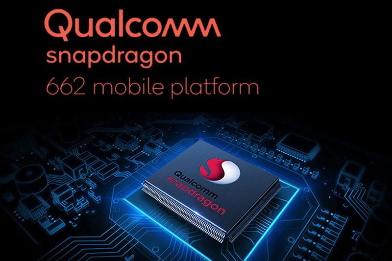 Xiaomi Redmi 9T | Thiết bị sử dụng chip snapdragon 662