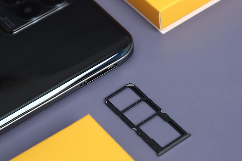 Realme 8 | 8 GB RAM, bộ nhớ trong lên tới 128 GB