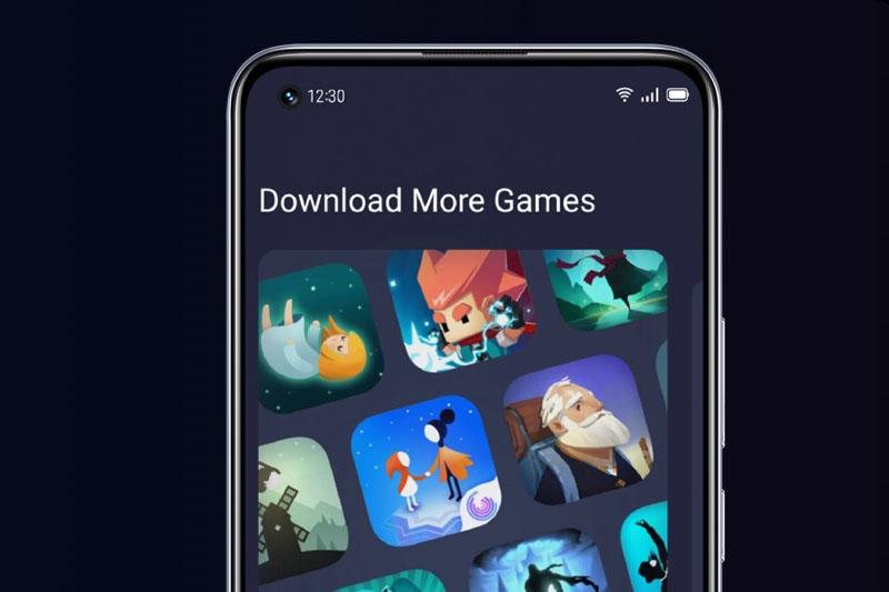 Realme 8 | Giao diện realme UI 2.0 dựa trên Android 11