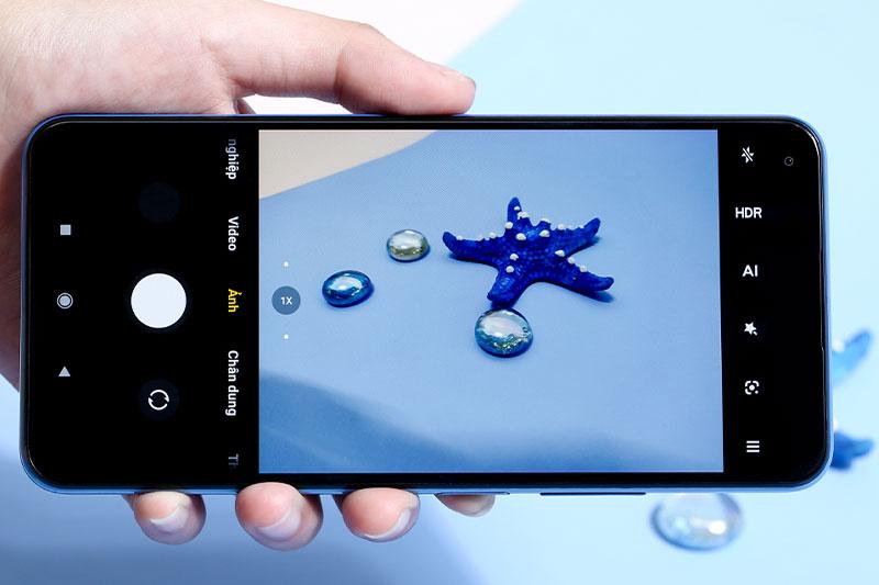 Xiaomi Mi 11 Lite | Giao diện chụp ảnh