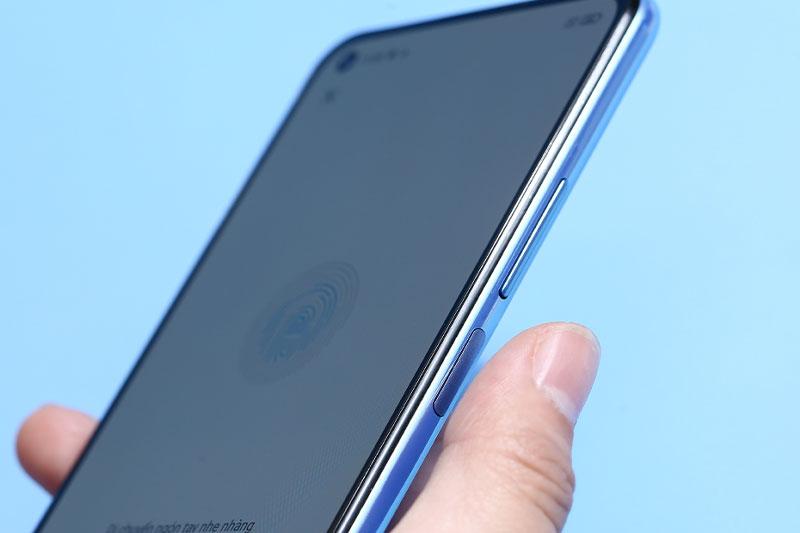 Xiaomi Mi 11 Lite | Cảm biến vân tay cạnh bên