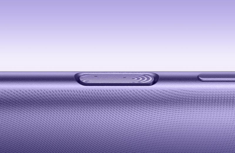 Xiaomi Redmi Note 9T 5G | Tính năng bảo mật vân tay tích hợp trên nút nguồn