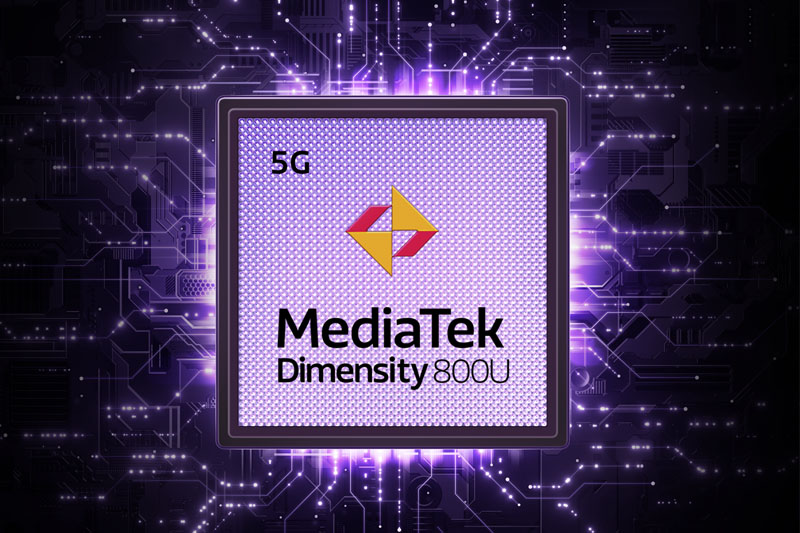 Xiaomi Redmi Note 9T 5G | Chip MediaTek Dimensity 800U 5G 8 nhân mạnh mẽ