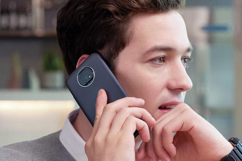 Xiaomi Redmi Note 9T 5G | Sạc nhanh 18 W, sạc 33% chỉ trong 30 phút, đáp ứng lịch trình bận rộn của bạn