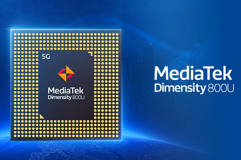 Điện thoại Realme V15   Mang sức mạnh của vi xử lý Dimensity 8000U