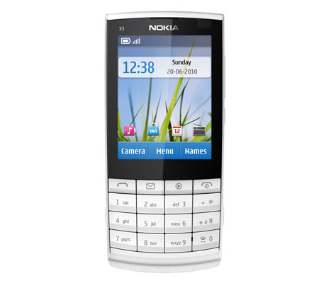 Nokia X3-02 Touch and Type-hình 7